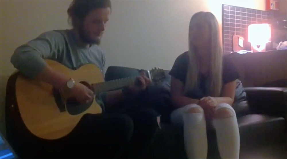 Stay With Me - Sam Smith (Cover)